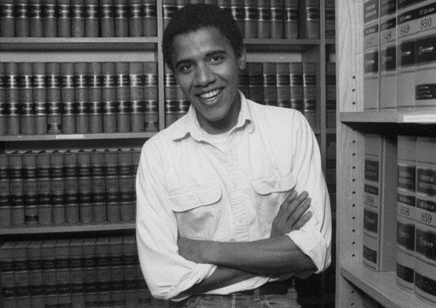 باراک اوباما - دوران دانشجویی - دانشکده حقوق دانشگاه هاروارد