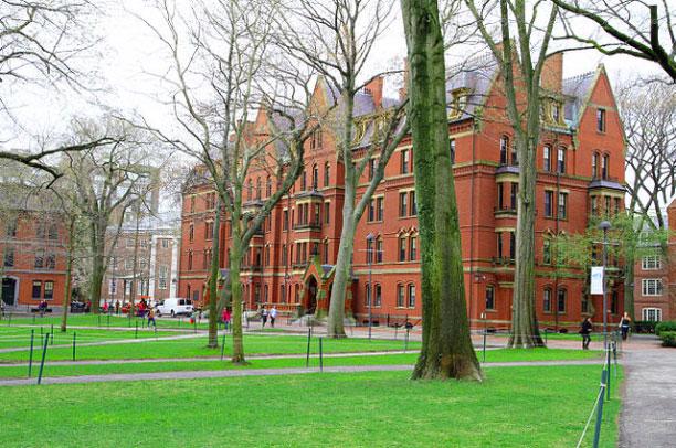 عکس دانشگاه هاروارد - دانشکده ها